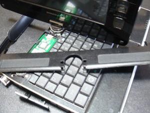 工人舎 SH6KP10A キーボード交換
