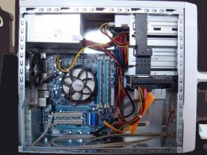自作パソコン core-i3