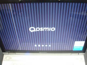 Qosmio_G10 グラフィックチップリフロー修理1