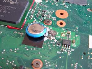 Qosmio_F40/87DBL グラフィックチップリフロー修理2