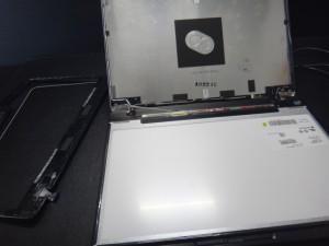 SH54/G 液晶パネル交換
