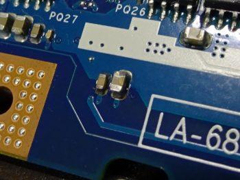 PC-LL750F26W コンデンサ