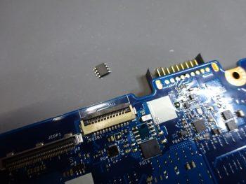 PC-LL850MSB マザーボード修理