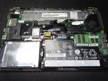 Lenovo X260 分解