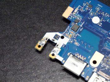 PC-NS700NAB マザーボード修理